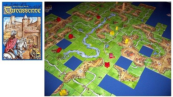 Carcassonne (jeu) —